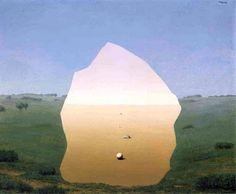 Magritte - Le Baiser (1938)