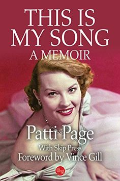 The ebook of the book I wrote for Patti, published by New Word City.