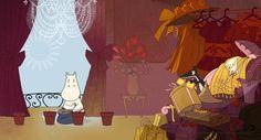 Muumimamma on ihastunut eksoottisiin siemeniin Rivieran matkallaan. Lisää seikkailusta nyt elokuvateattereissa! Moomin Valley, Tove Jansson, Film, Comic Strips, Playboy, Animation, Comics, Illustration, Artist