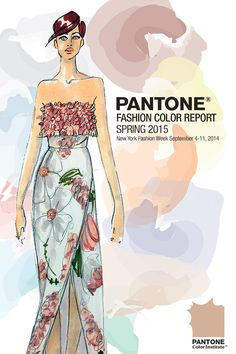 Pantone Fashion Color Report Spring 2015