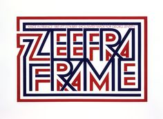 Logo art directed by Herb Lubalin, executed by Annegret Beier. Zeefra Frame logo for Georg Jensen. Retro Typography, Typography Letters, Graphic Design Typography, Logo Design, Lettering, Herb Lubalin, Letter Logo, Art Logo, Great Artists