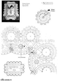 33 best bungai kait seribu images on pinterest lace bruges lace crochet bruges ccuart Images