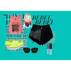 Hipster/Rebel, created by smepley on Polyvore