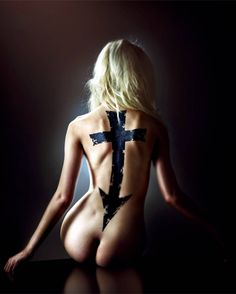 """Taylor Momsen – """"Going to Hell"""" Topless Album Photoshoot - http://www.icelev.com/taylor-momsen-going-hell-topless-album-photoshoot/ - Icelev.com, true paradise on earth"""