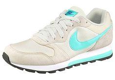 premium selection 4c0e4 b91d1 Nike MD Runner 2 Wmns Sneaker - Beige-Mint   Damenmode online kaufen