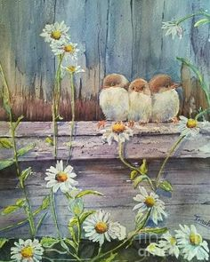 Bird Paintings On Canvas, Bird Artwork, Acrylic Painting Canvas, Watercolor Paintings, Original Paintings, Canvas Art, Canvas Prints, Swing Painting, Flag Painting