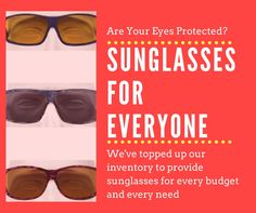 Calgary Optometrists that have been serving South Calgary for Over 40 Years! For Everyone, 40 Years, Calgary, Did You Know, Knowing You, The Selection, Budgeting, Promotion, Sunglasses