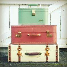 I want vintage luggage so badly!!,  Go To www.likegossip.com to get more Gossip News!