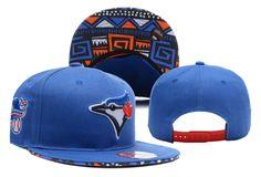 MLB TORONTO BLUE JAYS 9FIFTY Snapback Hats Blue 067! Only $8.90USD