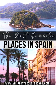 Check these most romantic vacation ideas in Spain. #spain #travel #romantic | Romantic Destinations | Spain Travel Guide | Spain Destinations | Romantic Places in Spain | Spain Bucket list | Beautiful places in Spain | Valentines Day Getaways | Romantic places in Europe | Couples Vacation Ideas Travelling Europe, Traveling Tips, Backpacking Europe, Europe Travel Tips, Travel Info, Travel Ideas, Travel Inspiration, Spain Destinations, Romantic Destinations