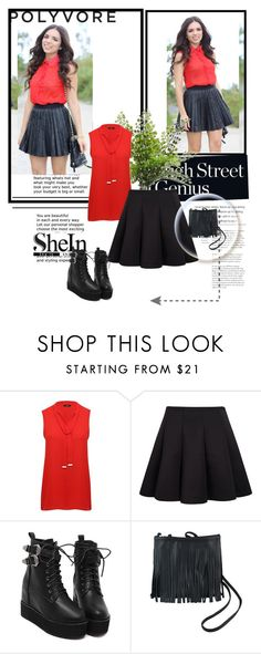 """SheIn II"" by almma-karic ❤ liked on Polyvore featuring M&Co, Sheinside and shein"