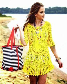Bildergebnis für crochet moda