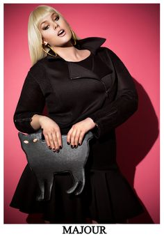 The Curvy Fashionista | New Plus Size Online Boutique- Shop Majour | The Curvy Fashionista