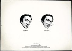{ #brilliant '#moustaches make a #difference' #savestache #movember #savedontshave #fortheloveforDalí #Dalí }