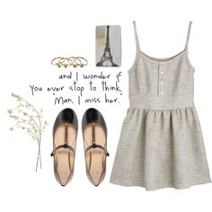 Missing you like this by tania-maria on Polyvore