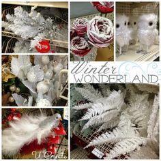 Winter Wonderland tree idea