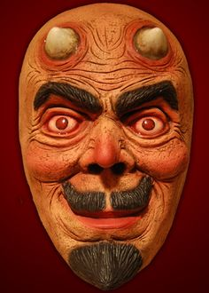 This Face mask is designed by Trick or Treat and licensed through Universal Studios.
