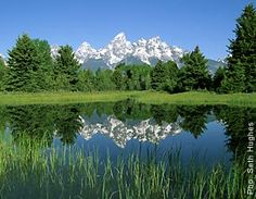One of the most beautiful places on the planet! The Teton mountains in north west Wyoming. I could retire there! Grand Teton National Park, National Parks, Beautiful Places, Most Beautiful, Teton Mountains, Jackson Hole Wyoming, Art Photography, North West, Barns