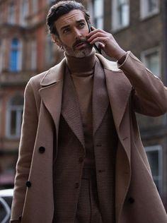 "iqfashion: "" Richard Biedul Photography: Jonathan Daniel Pryce for Vogue Homme "" Urban Fashion, New Fashion, Fashion News, Stylish Men, Men Casual, Street Style Inspiration, Mode Outfits, Fashion Outfits, Man Photography"