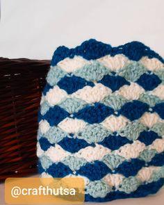 Shell stitch perfectly versatile  #shellstitch #crafthutsa #blanketstitches #lovecrochet #crochetcapetown #crochettherapy #capetownmarkets