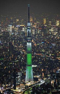 Tokyo Skytree, Japan 東京スカイツリー