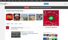 Follow us on Google+ @ https://plus.google.com/104105416066220907401/posts #googleplus #google #oman