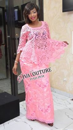 African Fashion – Designer Fashion Tips Latest African Fashion Dresses, African Dresses For Women, African Print Dresses, African Attire, Africa Fashion, African Print Fashion, African Lace Styles, Mode Top, Africa Dress