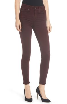 81c1f0e1e0f1 size 2. GOOD AMERICAN Good Legs High Waist Ankle Skinny Jeans available at   Nordstrom