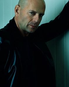 Celebrities - Bruce Willis Photos collection You can visit our site to see other photos. Bruce Willis, Good Genes, Timothy Olyphant, David Boreanaz, Demi Moore, Joe Manganiello, Chris Pine, Hot Hunks, Justin Timberlake