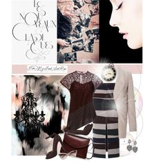 """""""Tailored Asymmetric"""" by jacque-reid on Polyvore"""