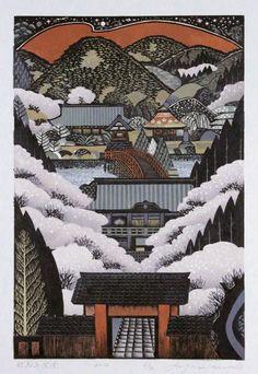 View of Shomyo-ji