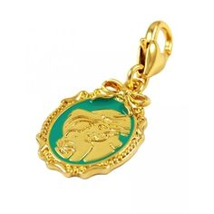disney couture little mermaid 'ariel' charm. Need this! My pwincess ;D