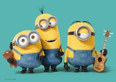 Meaning of the dream in which you see the Minions. Detailed description about dream Minions. Amor Minions, Minions Cartoon, Minion Movie, Minions Despicable Me, Image Minions, Minions Images, Diy Minion Kostüm, Minion Halloween, Minion Stuff