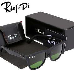 6a45cd68d02 54MM Vintage Sunglasses Women Rivet Glasses Lens Shades Brand Designer  Driving Sunglasses Men Eyewear Male Female