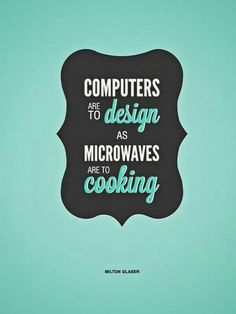 Computers and microwaves
