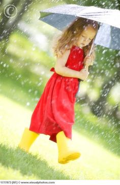 Little Girl In The Rain | inkspired musings: Rainy Days and Saturdays? and Safety Pin Pins ...