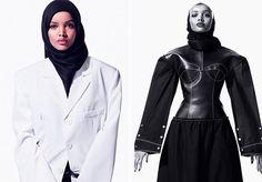 Halima Aden, de 19 anos, fez história no ano passado ao ser a primeira mulher a usar trajes muçulmanos em um concurso de miss. Além do hijab, Halima desfilou também com um burkini, tradicional traje de banho muçulmano. A jovem, que é de origem somali e nasceu em um campo para refugiados no Quênia, se mudou para Minnesota, nos Estados Unidos, quando ainda era criança. Apesar de não ter ganho o concurso, Halima seguiu a carreira de modelo, e voltou aos holofotes após participar da Fashion Week…