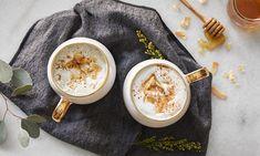 Honey Coconut Latte Recipe by Russell Hobbs