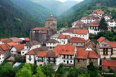 Uztárroz, Valle de Roncal, #Navarra #Spain