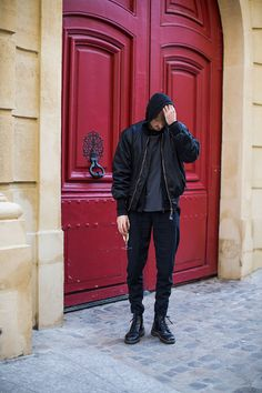 Garconjon: Jan: Rue Hautefeuille, Paris