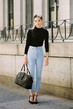 New York Fashion Week SS 2014....Jennifer