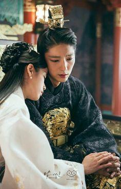Lee joon gi and IU as Prince Wang so and Hae soo ❤