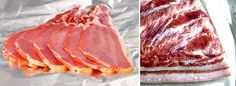 English Bacon - A Guide to Bacon Styles and How to Make Proper British Rashers
