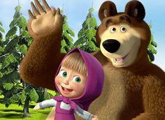 Masha y el oso                                                                                                                                                      Más
