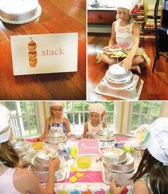 """Sweet """"Cake Boss"""" Baking Birthday Party // Hostess with the Mostess®"""