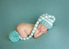 Hey, I found this really awesome Etsy listing at https://www.etsy.com/listing/86969174/newborn-elf-hat-newborn-pom-pom-hat-long