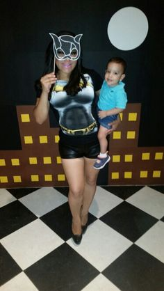 Super hero party fiesta tematica super heroe