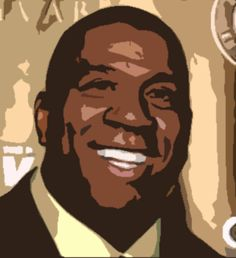 Magic Johnson  Fame and HIV: 17 of History's Biggest HIV-Positive Celebrities