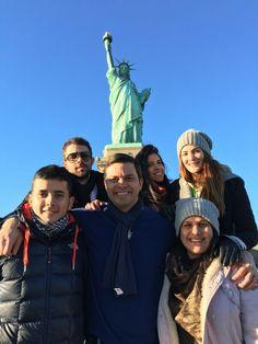 Romano Pesci Feltri - Statue of Liberty  #visiontravel #vivelo #venviveloconmigo #tourism #travel #networkmarketing #lifestyle