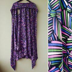 Marc Jacobs Print Silk Dress